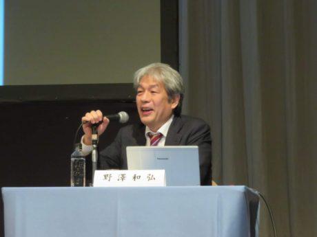 野澤さんの写真